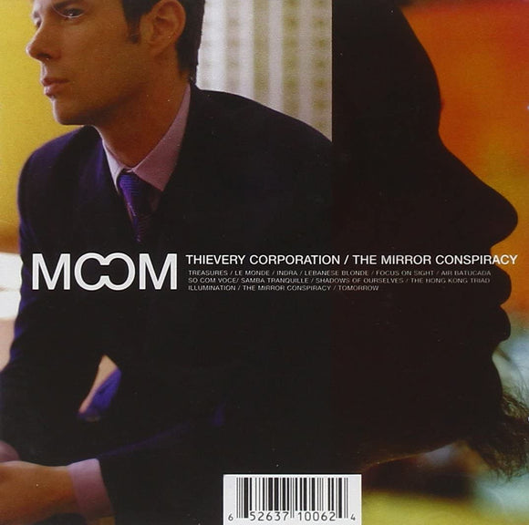 Thievery Corporation - Mirror Conspiracy - CD