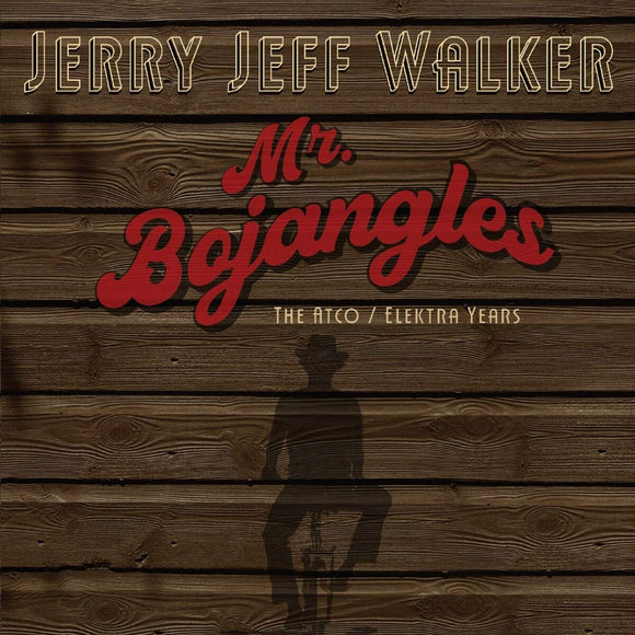 Jerry Jeff Walker - Mr. Bojangles: The Atco / Elektra Years - 5CD