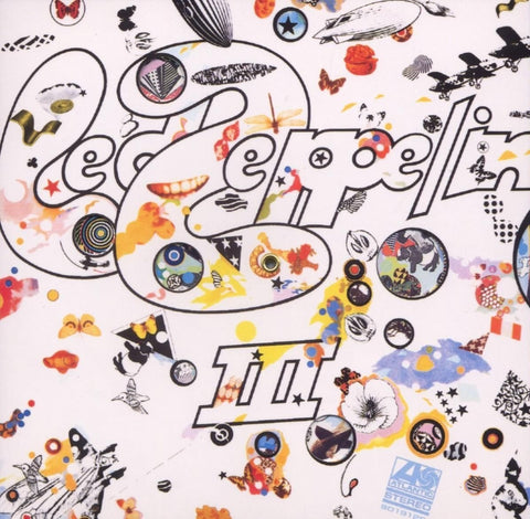 Led Zeppelin - III - LP
