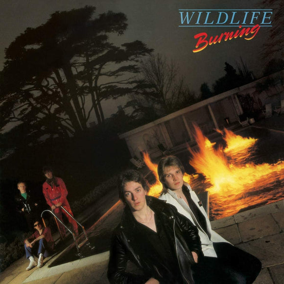 Wildlife - Burning - CD