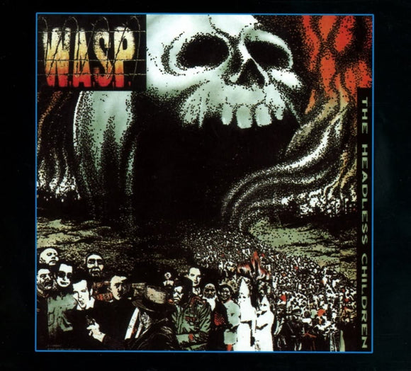 WASP - Headless Children - CD