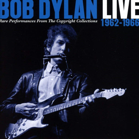 Bob Dylan - Live 1962-1966 - Rare Performances - 2 CD
