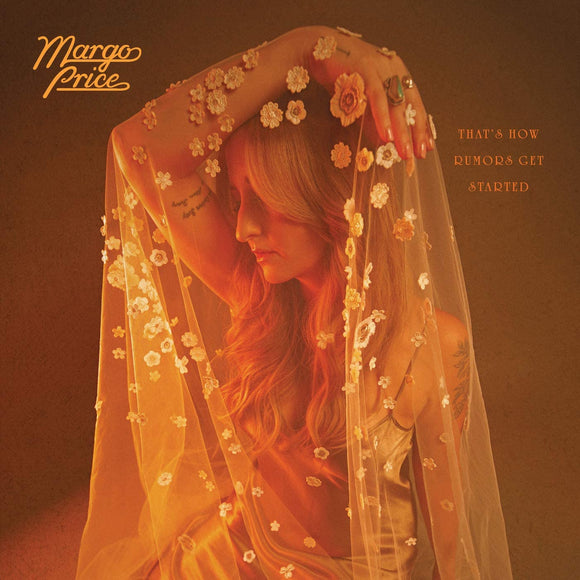 Margo Price - That's How Rumours Get Started - LP+7