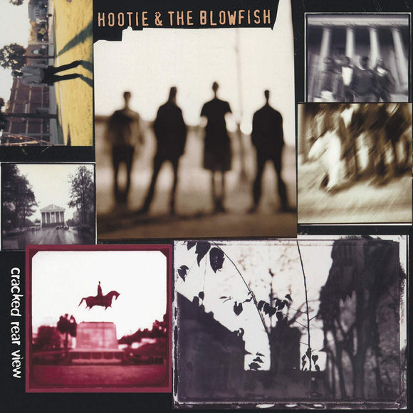 Hootie & The Blowfish - Cracked Rear View - LP