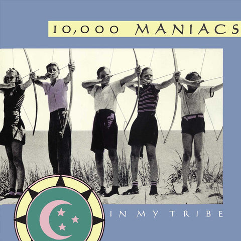10,000 Maniacs - In My Tribe - LP