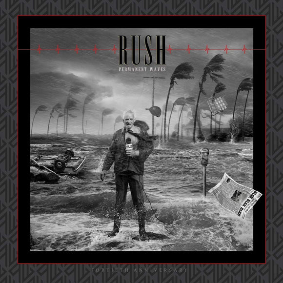 Rush - Permanent Waves 40th - 3LP (Pre-Order)