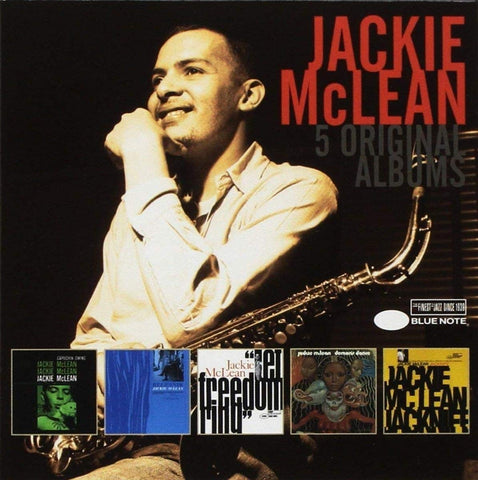 Jackie McLean - 5 Original Albums CD