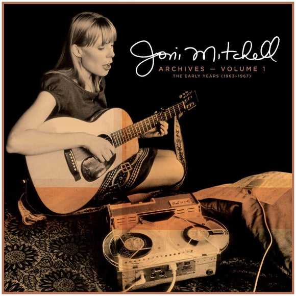 Joni Mitchell - Archives – Vol. 1: The Early Years (1963-1967) - 5CD