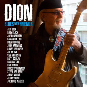 Dion - Blues With Friends - 2LP