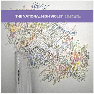 The National - High Violet 10th - 3LP