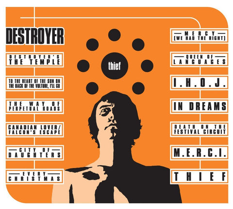 Destroyer - Thief LP