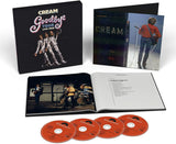 Cream - Goodbye Tour - Live 1968 - 4CD
