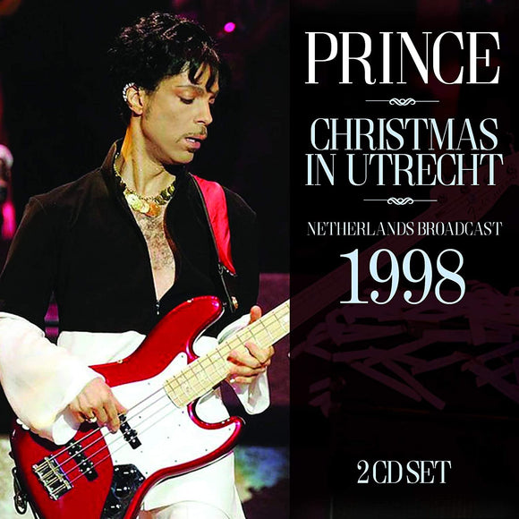 Prince - Christmas In Utrecht - 2CD