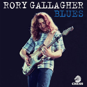 Rory Gallagher - Blues - 3CD