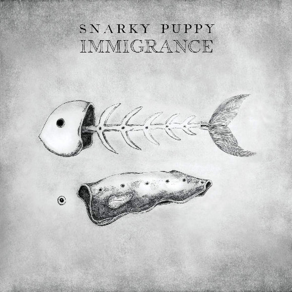Snarky Puppy - Immigrance - CD