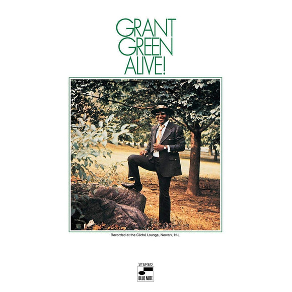 Grant Green - Alive - LP