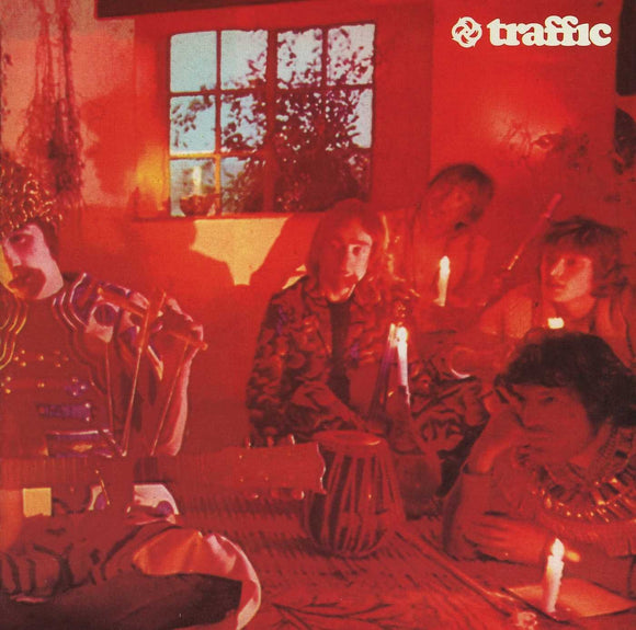 Traffic - Mr. Fantasy - CD