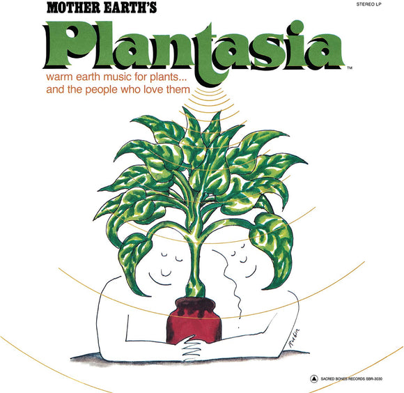 Mort Garson - Mother Earth's Plantasia - LP