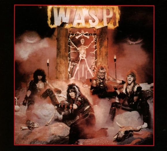 WASP - s/t - CD