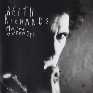 Keith Richards - Main Offender - LP