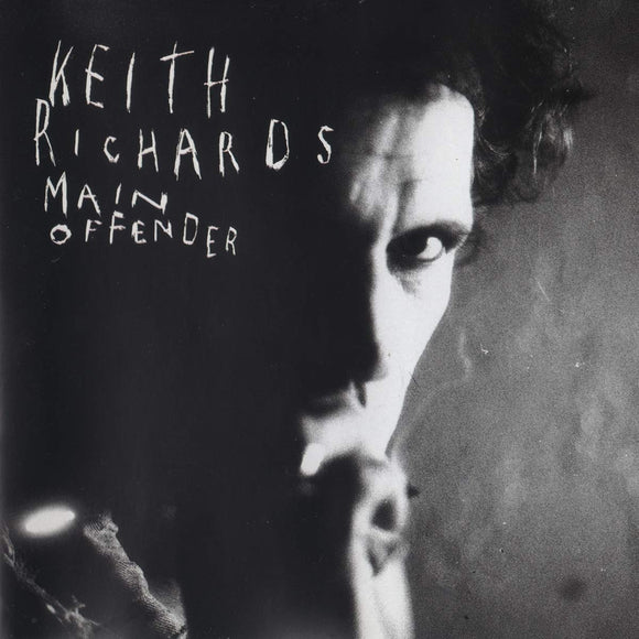 Keith Richards - Main Offender - CD