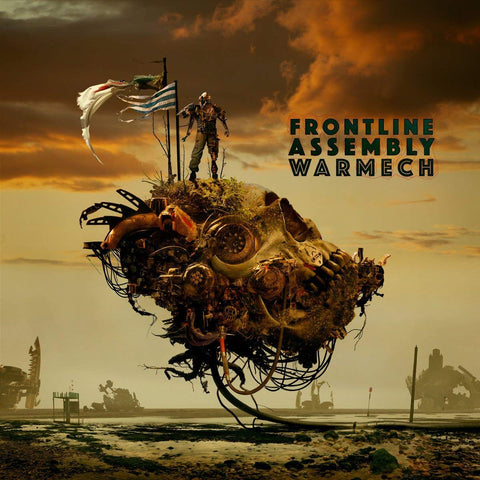 Frontline Assembly - Warmech - 2LP