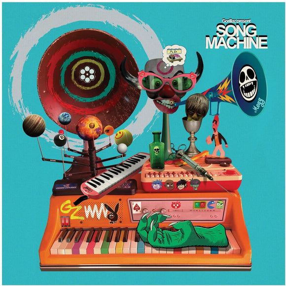 Gorillaz - Song Machine, Season One - LP