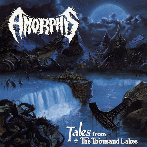 Amorphis - Tales From The Thousand Lakes - LP
