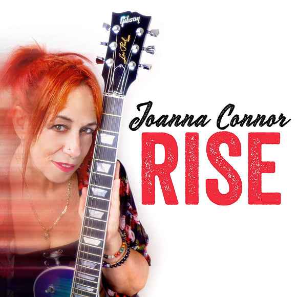 Joanna Connor - Rise - CD