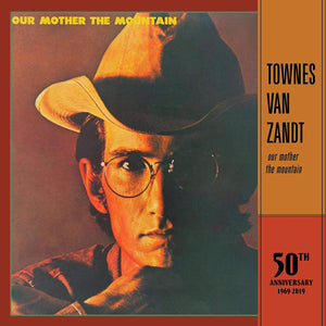 Townes Van Zandt - Our Mother The Mountain - LP