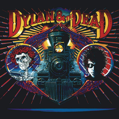 Bob Dylan / Grateful Dead - Dylan & the Dead LP