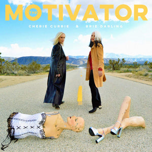 Cherie Currie & Brie Darling - Motivator - CD