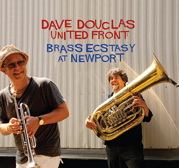 Dave Douglas & Brass Ecstasy - Live At Newport - USED CD