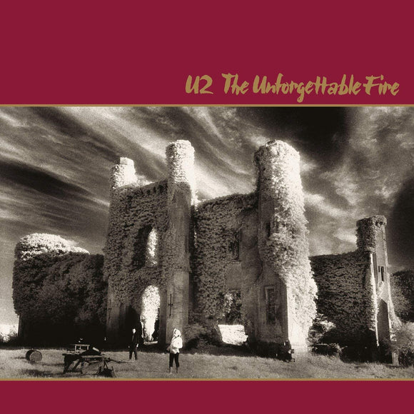 U2 - Unforgettable Fire - LP