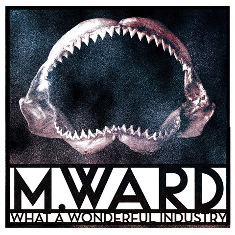 M. Ward - What A Wonderful Industry LP (Pre-Order)