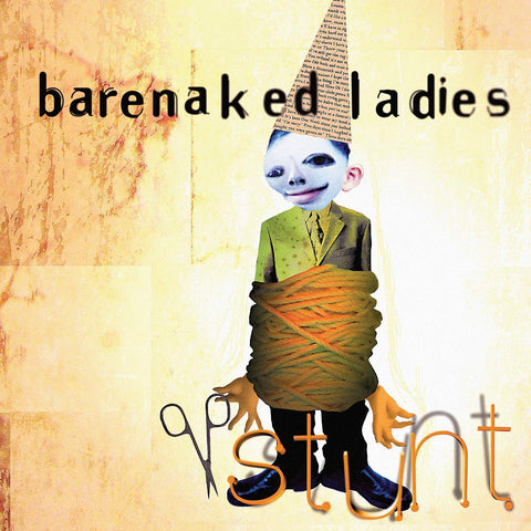 Barenaked Ladies - Stunt: 20th Anniversary Edition - CD + DVD