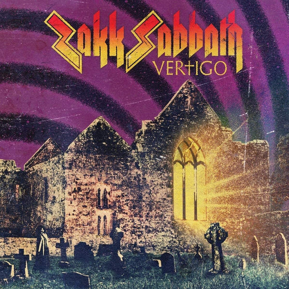 Zakk Sabbath - Vertigo (yellow) - LP