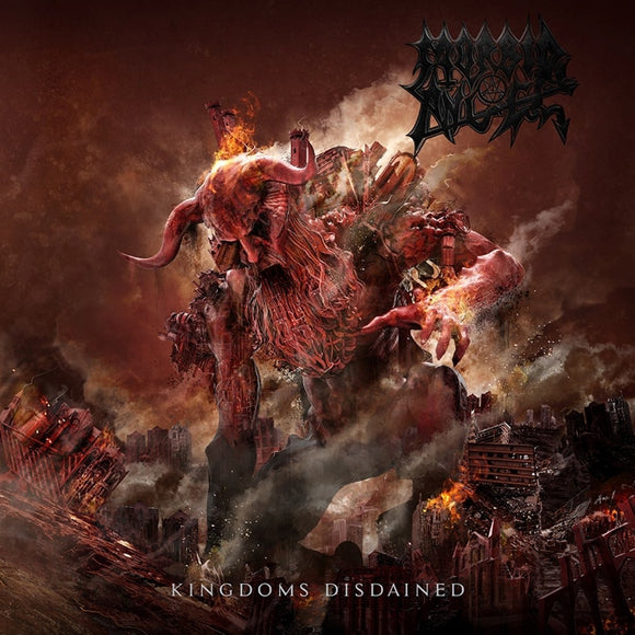 Morbid Angel - Kingdoms Disdained CD