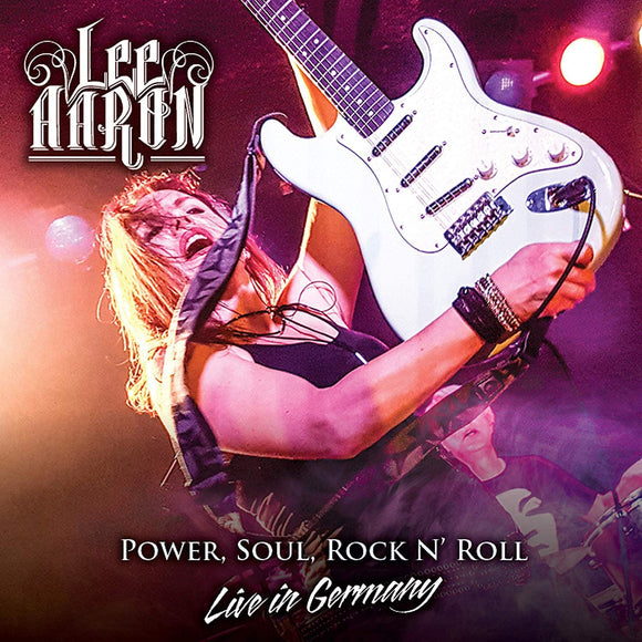 Lee Aaron - Power, Soul, Rock N`Roll - Live In Germany - CD/DVD