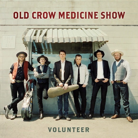 Old Crow Medicine Show - Volunteer CD