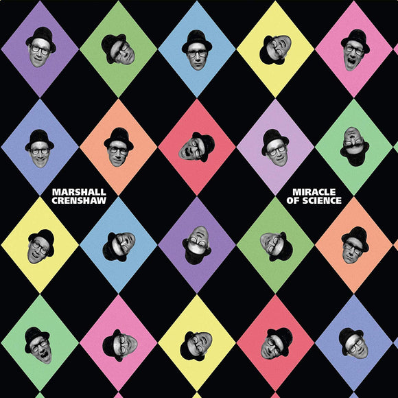 Marshall Crenshaw - Miracle Of Science - CD