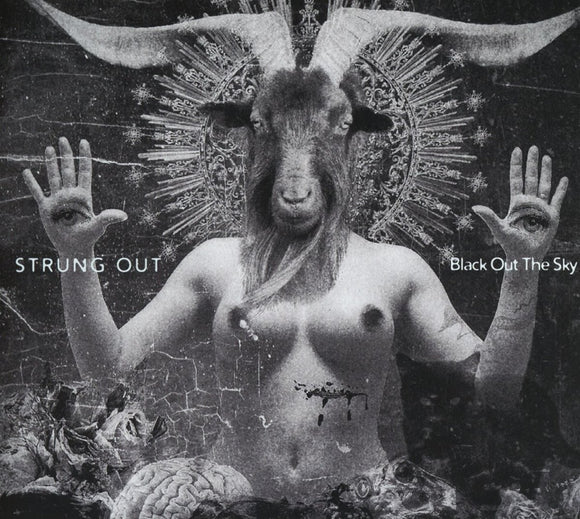 Strung Out - Black Out The Sky LP