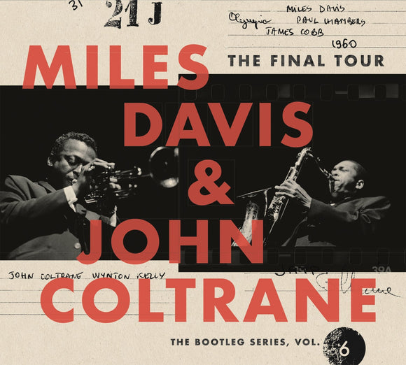 Miles Davis and John Coltrane - The Final Tour: Bootleg Series