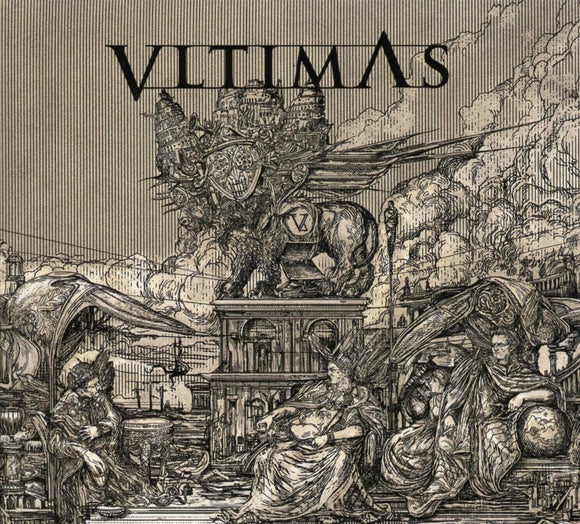 Vlitmas - Something Wicked Marches In - CD