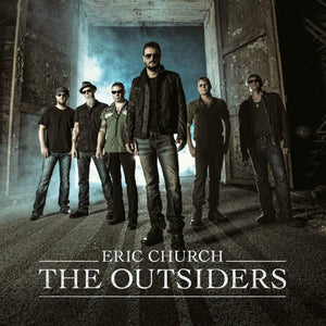 Eric Church - The Outsiders - 2LP