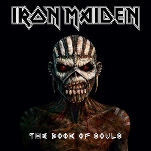Iron Maiden - Book Of Souls - 2CD