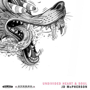 JD McPherson - Undivided Heart And Soul - LP
