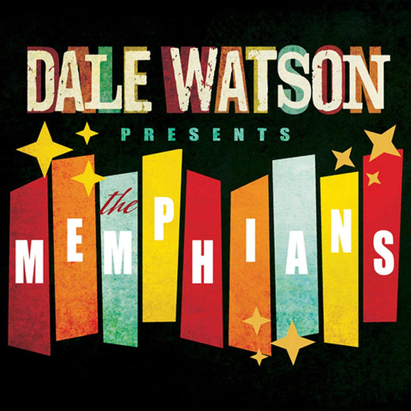Dale Watson - Presents Memphians - CD (Pre-Order)