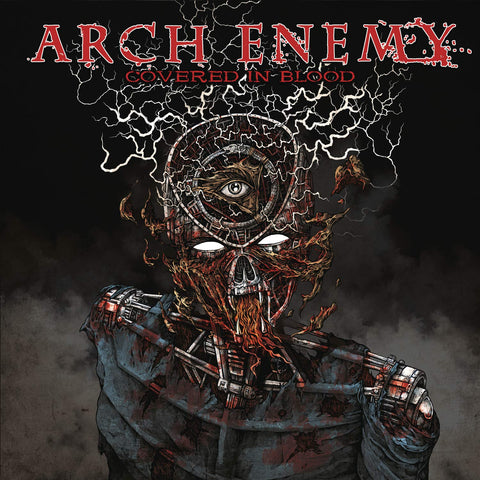 Arch Enemy - Covered In Blood - 2LP