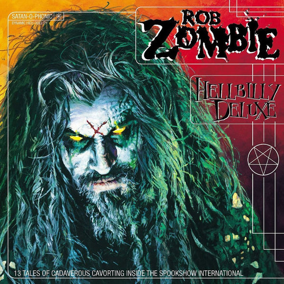 Rob Zombie - Hellbilly Deluxe - LP